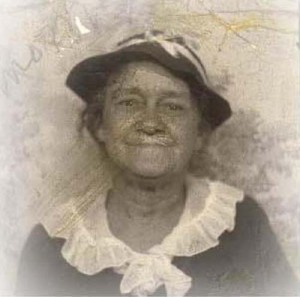 """""""Jennie Allen Turner in hat"""""""