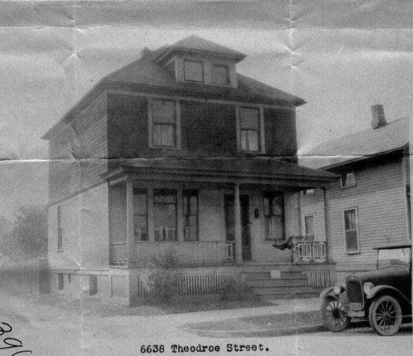 6638 Theodore Street, Detroit, Michigan.