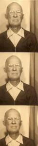 My grandfather, Mershell Graham.