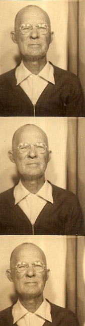 My grandfather, Mershell Graham.