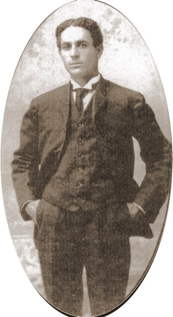 Uncle Hugh Marion Reed