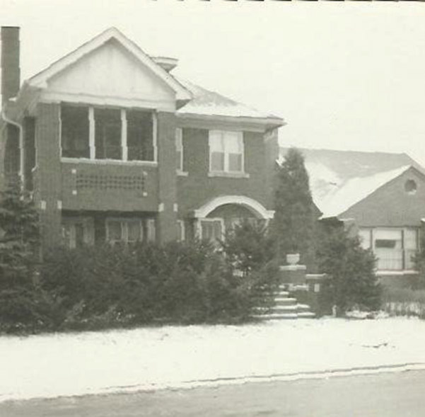 16260 Fairfield, Detroit.