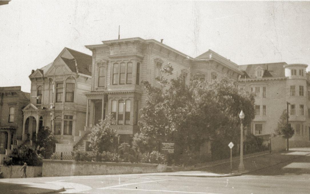 church & house San Francisco