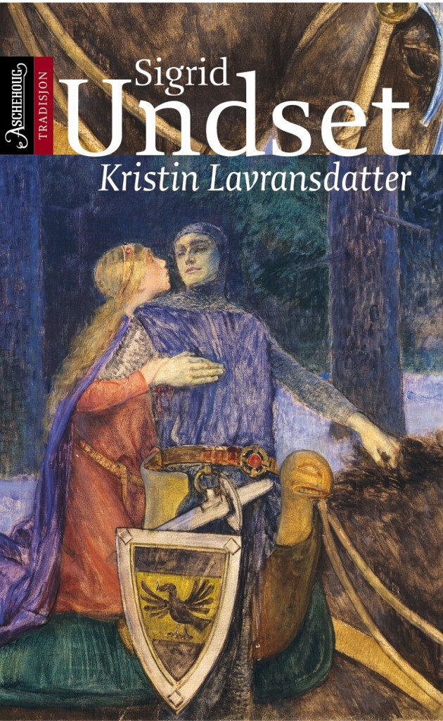 kristin lavransdatter essay Kristin lavransdatter will make you weep and shout and stay up way too late with eyes as big as saucers but you will sleep like a baby, and in the morning you will wake up with a bonfire in your heart.