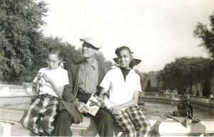 kris_poppy_deedee_zoo_1956