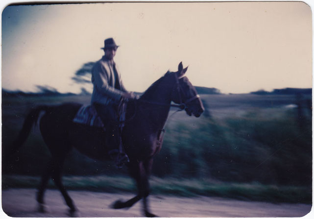 stranger on horse_mexico