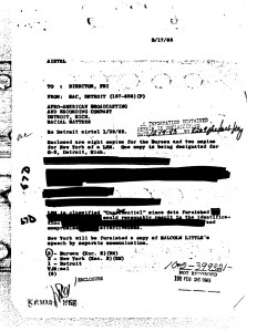 65-2-17, Detroit FBI to Bureau1