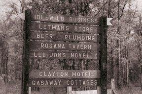 Idlewild_signs