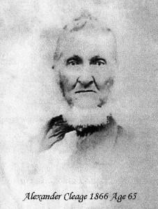 Alexander Cleage 1866