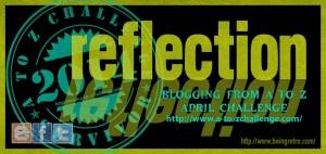 A-to-Z+Reflection+[2014]