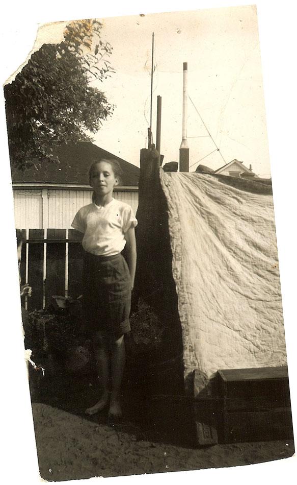 1958 july kris tent