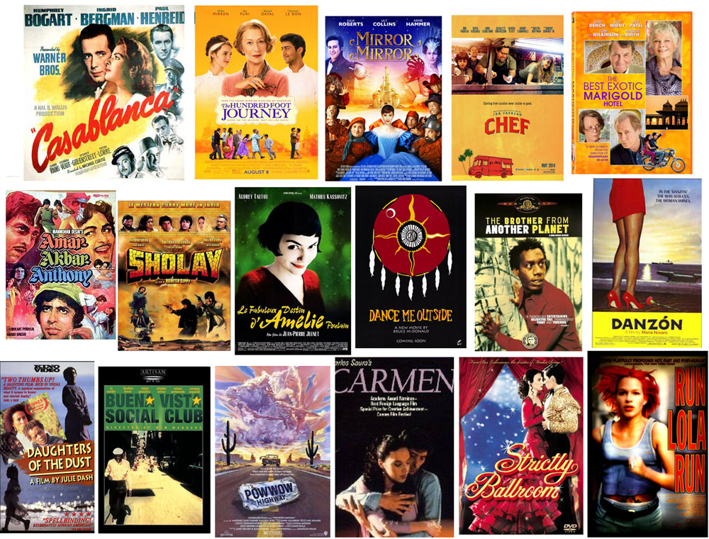 recent movies