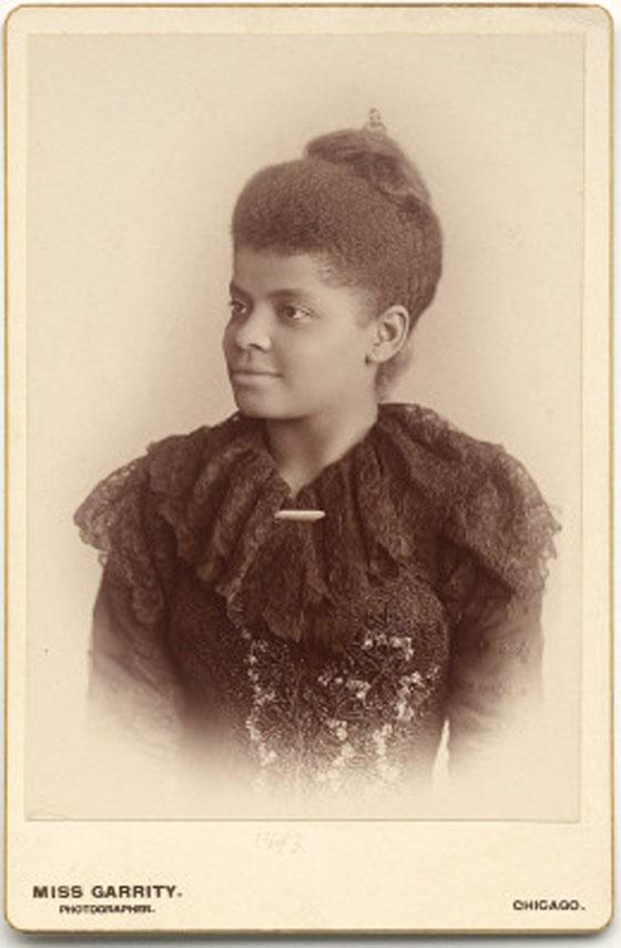 Ida B. Wells1893