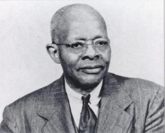 Rev John Brice.