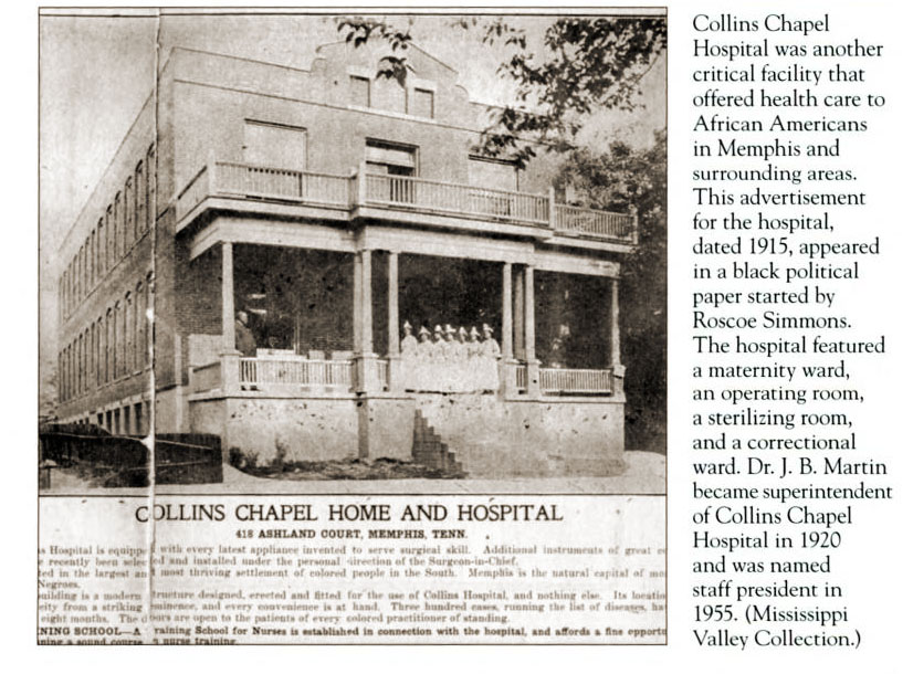 collins chapel home & hospital
