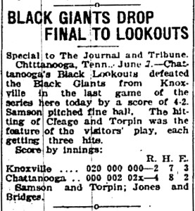 The Journal and Tribune - June 8, 1921