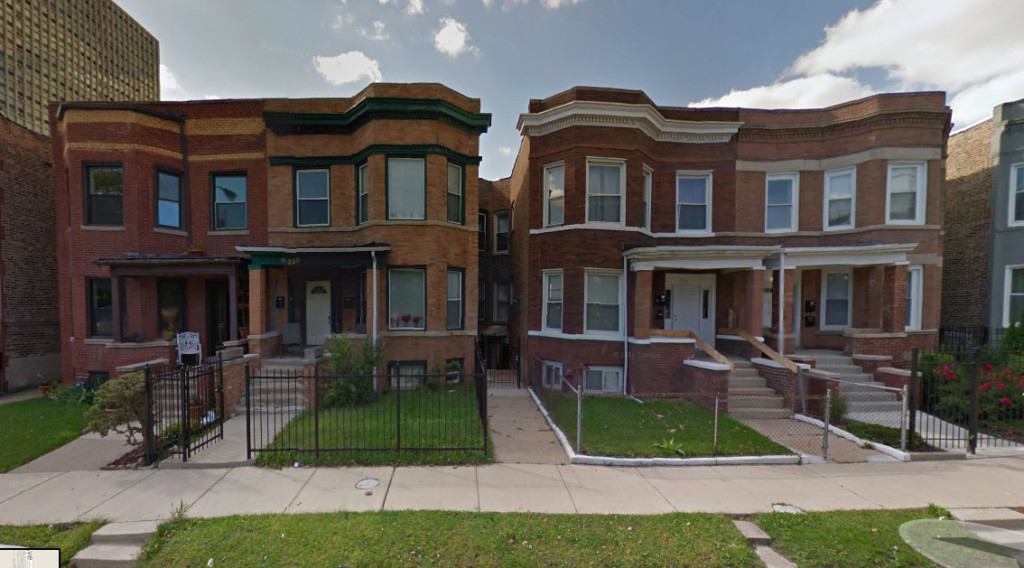 6222 Indiana Ave.  From Google.