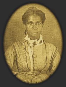Unidentified woman.