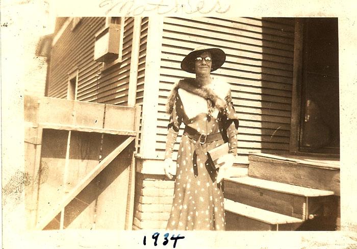 Fannie Graham 1934