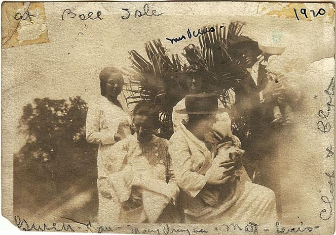 Belle isle grahams 1921