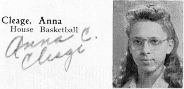 anna HS 1942