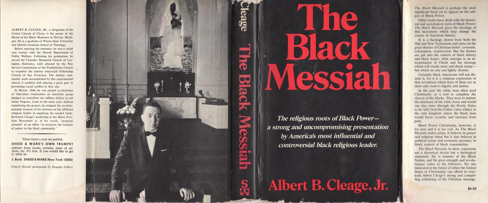 the black messiah blog