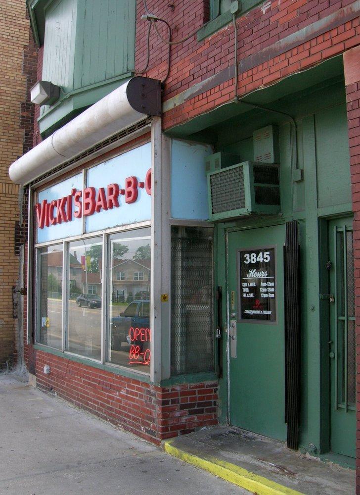 vicki's bar-b-que