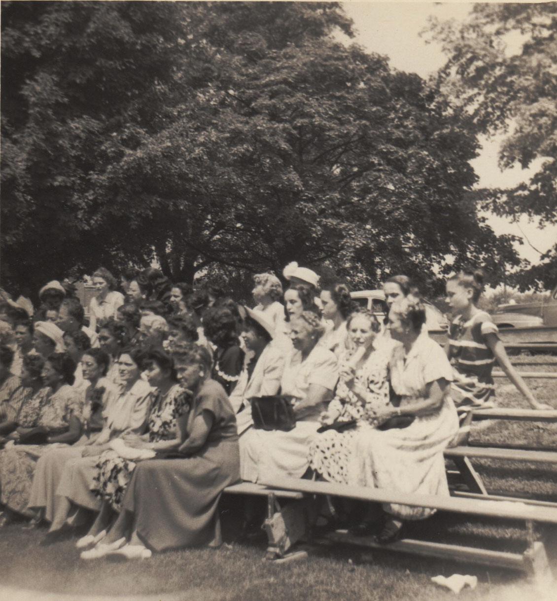 boule event 1940s 4