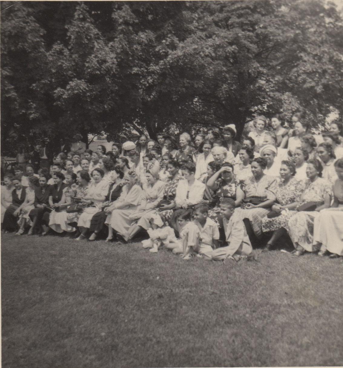 boule event 1940s 6