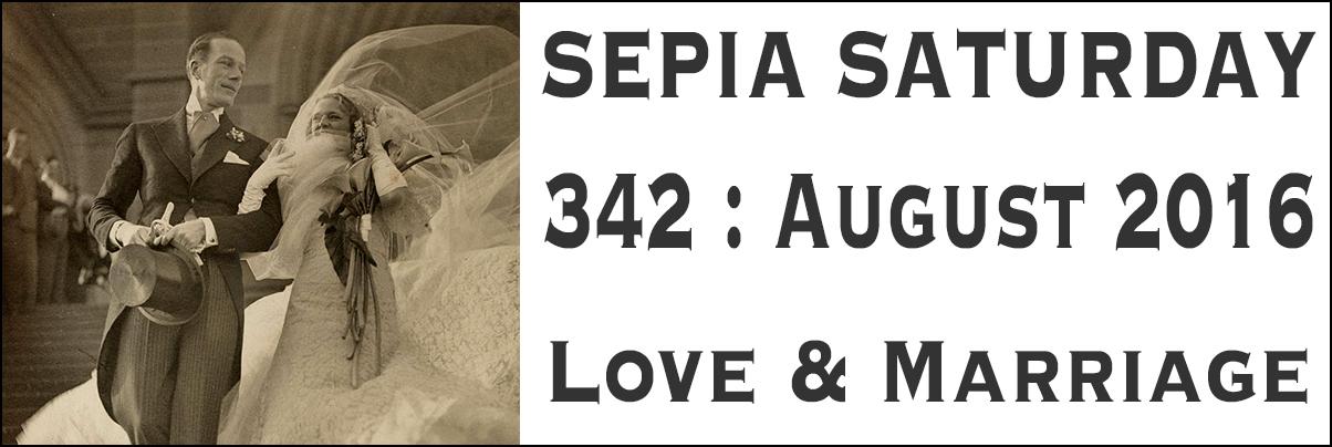 For more SepiaSaturday, Click!