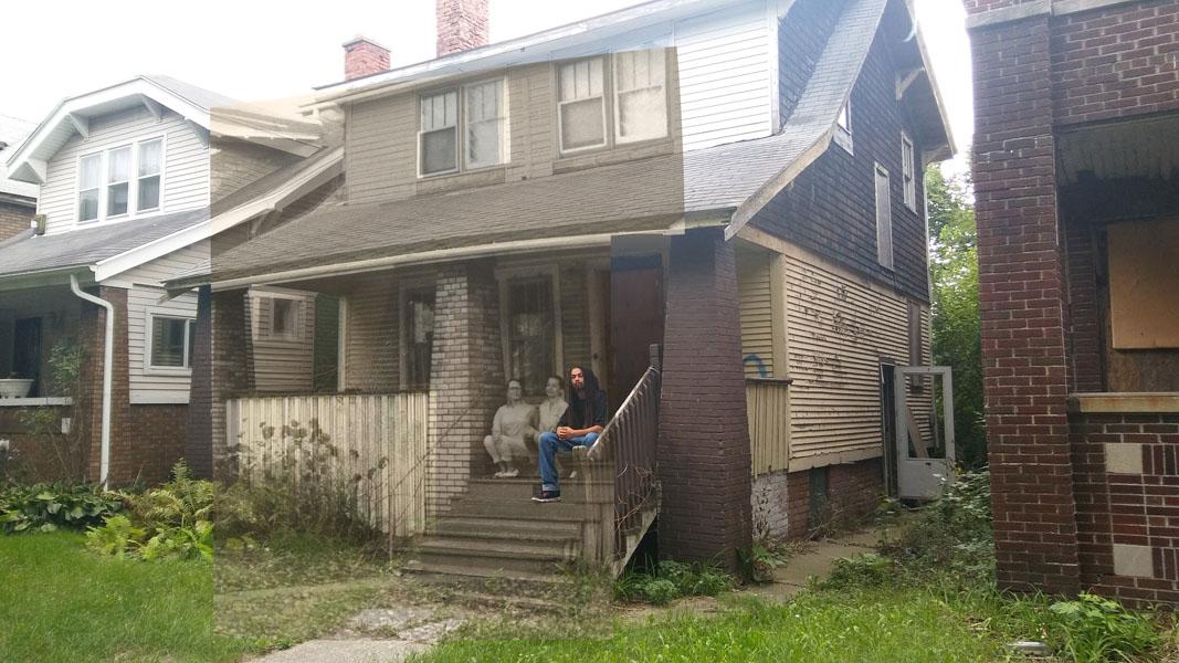 blended house blog